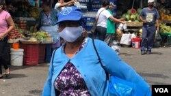 Muchos nicaragüenses luchan por sobrevivir en medio de la pobreza y el desempleo.