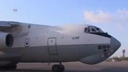 聯合國開始從伊拉克向敘利亞空運救援物資