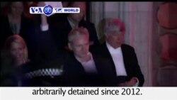 VOA60 World - WikiLeaks Founder Assange Calls UN Ruling 'Vindication'