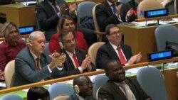 Reacciones en Cuba tras abstención de EE.UU.