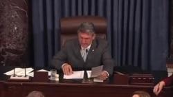 美国国会参议院批准克里接任国务卿