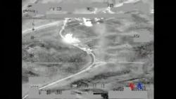 空襲殺死百名IS武裝人員