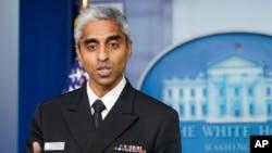 Surgeon General AS Dr. Vivek Murthy