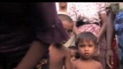 2013-05-14 美國之音視頻新聞: 緬甸難民船傾覆 多人恐葬身大海