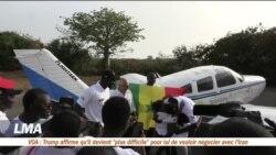 Deux jeunes Sénégalais revivent les défis de l'Aéropostale