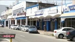 Upakaji rangi wa majengo ya jiji la Mombasa ya badilisha mandhari ya mji huo