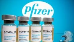 Pfizer ရဲ႕ COVID-19 ကာကြယ္ေဆး ထိေရာက္မႈ ၉ဝ% ထိရွိ