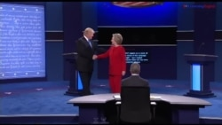 First U.S. Presidential Debate 2016: Clinton vs. Trump