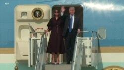 Donald Trump prepara-se para visitar Coreia do Sul