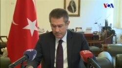 Canikli: 'PYD/YPG'nin SDG Bünyesinden Çıkartılmasını Talep Ettik'