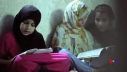 والدین کے سائے سے محروم بلند حوصلہ لڑکیوں کی عید