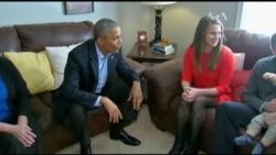 "Ось як Барак Обама ""ходить в народ"". Відео"