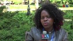 Que os jovens angolanos se envolvam mais no desenvolvimento do país