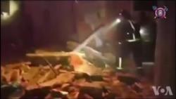 Quarante blessés dans l'effondrement du sol d'une discothèque en Espagne (vidéo)