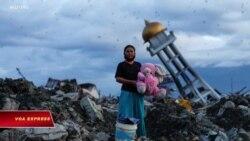 Người Việt ở Mỹ ủng hộ nạn động đất Indonesia