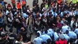 民主黨創黨主席李柱銘大律師被拘捕