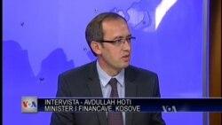 Interviste me Avdullah Hoti, Minister i Financave të Kosovës
