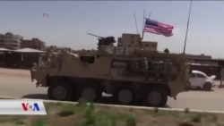 Kurdên Rojava û Çekên Amerîkî