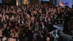 Altın Küre Ödüllerine Cinsel Tacize Karşı Mesajlar Damgasını Vurdu