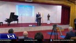 """Prishtinë, akademia solemne """"Faleminderit Shqipëri"""""""
