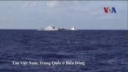 Có tin nói giàn khoan HD 981 vẫn ở trong vùng biển VN