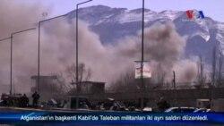 Afganistan'da İki Ayrı Saldırı