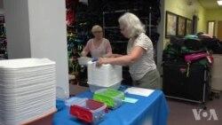 马里兰州慈善机构动员为移民儿童提供服务