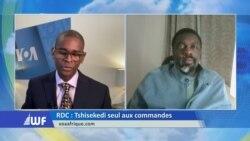 Washington Forum: Reconfiguration des alliances politiques en RDC