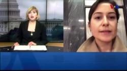 Arzu Qeybullayeva: Ölkəmi siyasi məhbuslarsız görmək istəyirəm
