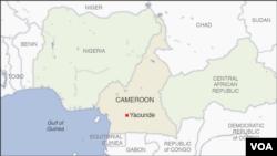 Cameroon, Nigeria, Central African Republic
