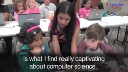Teenage Girl Empowers Kids with Computer Coding