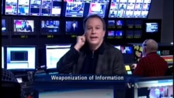 HashtagVOA: Weaponization of Information