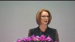 2013-04-09 美國之音視頻新聞: 澳洲提出與美中聯合軍演