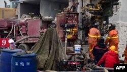Spasilački timovi su nedjeljama pokušavali da dopru do rudara zarobljenih pod zemljom.