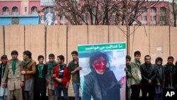 جج ١١ پوليس دپاريدلو خلکو څخه په ١٩م مارچ کابل کې د٢٧ کلنې فرخندې دنۀ ژغورلو قصوروار وگرځول