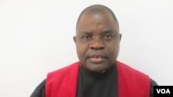 Taibo Mucobora, procurador-geral adjunto de Moçambique