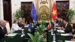 FIDH: EU cần tăng áp lực nhân quyền đối với Việt Nam
