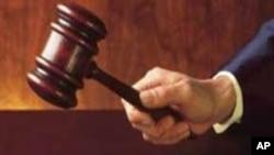 Porta-voz dos ex-combatentes em tribunal em Moçambique