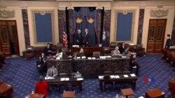 2019-01-22 美國之音視頻新聞: 參院共和黨提出妥協支出議案 民主黨拒絕接受