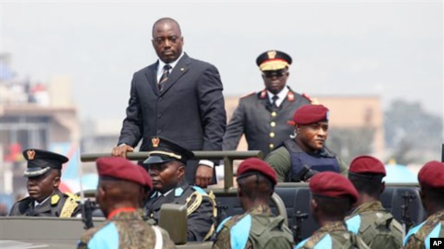 Joseph Kabila President of the DRC