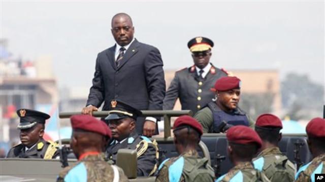 Joseph Kabila President of the DRC