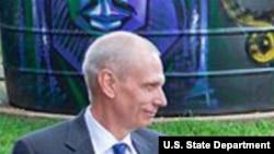 Balozi wa Marekani nchini Kenya Robert Godec