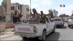 Syria nói đã chiếm lại thành phố Palmyra từ tay IS