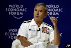 美国太平洋司令部司令哈里斯上将