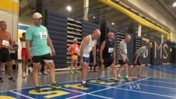Elders Radiate Energy and Enthusiasm at Senior Olympics