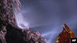情人节晚上可看彗星跟宇航器的重逢