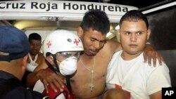 ہنڈورس: جیل میں آگ لگنے سے 350 ہلاک