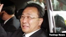 리충복 북한 적십자 중앙위원회 위원장 (사진=연합뉴스)