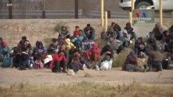 Ինչ պայմաններում են ապրում ԱՄՆ-ի սահմանային կացարաններում ապաստանած միգրանտները