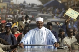 Opponents said Senegalese President Abdoulaye Wade 's decision to run for another term violated the constitution. Voters failed to renew his mandate in 2012.